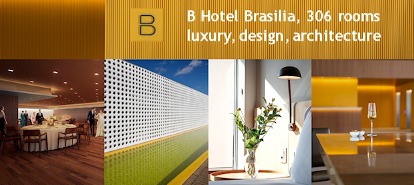 BHotel - New and modern hotel in Brazil choose Newhotel Software